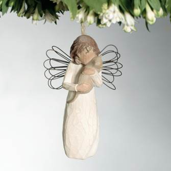 Willow Tree With Affection Ornament