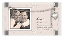 Love Is....Locket Frame