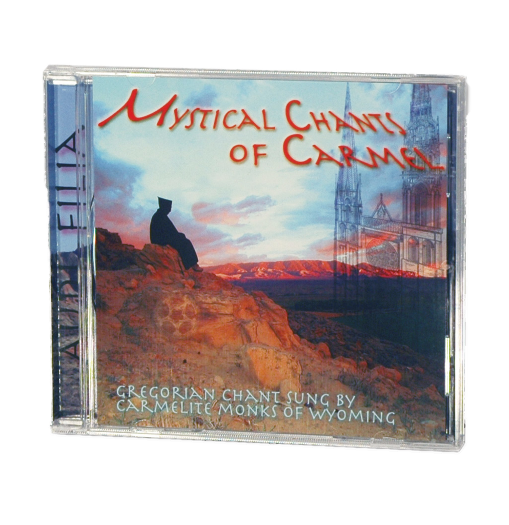 Mystic Monk Mystical Chants of Carmel CD