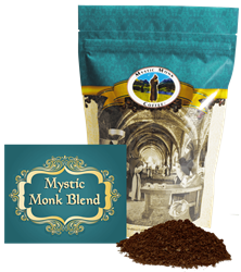 Mystic Monk Blend 12oz. Ground Coffee