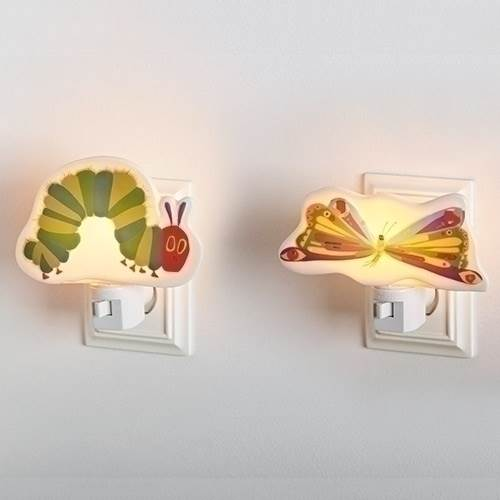 Assorted Very Hungry Caterpillar Nightlights *WHILE SUPPLIES LAST*
