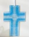 Forever in our Hearts Wall Cross