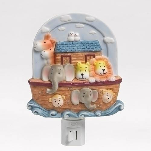 Noah's Ark Night Light