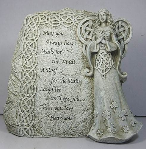 Irish Blessing Stone