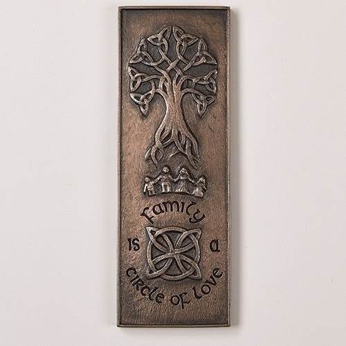 Irish Family Plaque