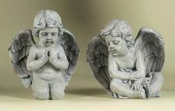 Assorted Cherub Statues