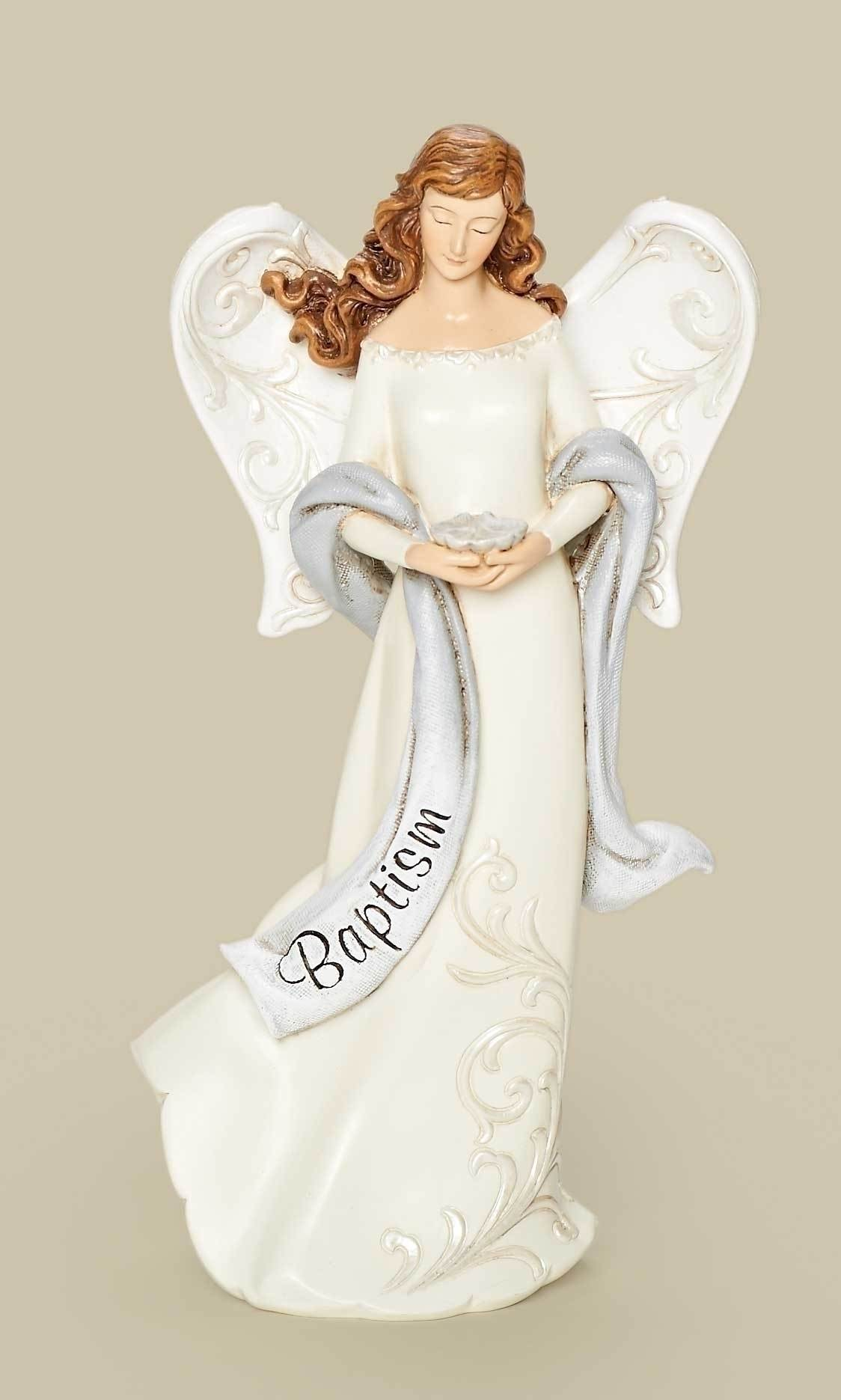 Baptism Angel Figure