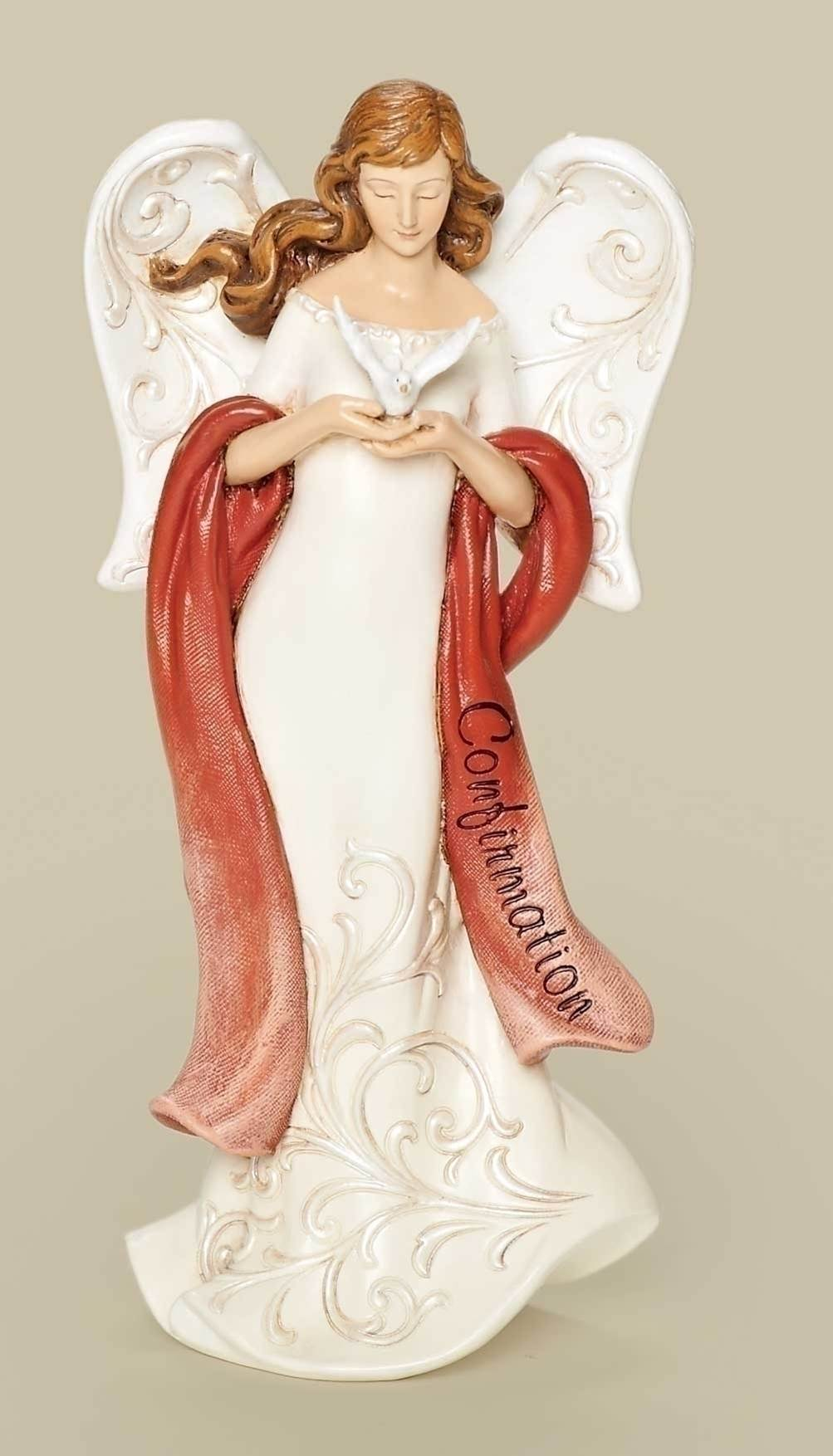 Confirmation Angel Figure