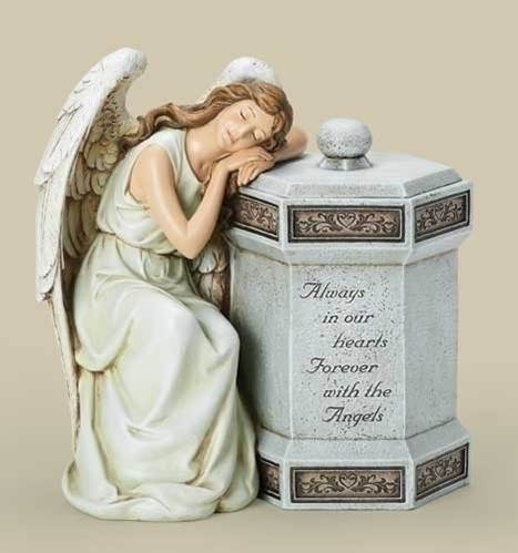 Memorial Angel Box