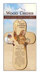 Saint Junipero Serra Wall Cross
