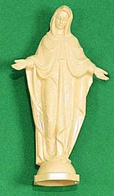 "6"" Our Lady of Grace Statue"
