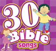 30 Bible Songs Cd  978-1-63058-810-6, bible songs, baby cd, baby music, baby gift, shower gift, music, cd, 8106