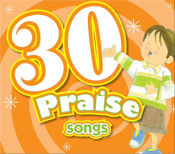 30 Praise Songs Cd