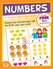 Numbers Christian Wipe-Clean Workbook