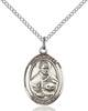 St. Albert the Great Necklace Sterling Silver