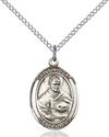 St. Albert The Great Patron Saint Necklace