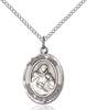 Santa Anna Necklace Sterling Silver