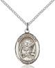 St. Apollonia Necklace Sterling Silver
