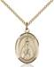 St. Blaise Necklace Sterling Silver