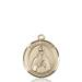 St. Blaise Necklace Solid Gold