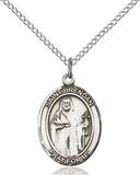 St. Brendan Necklace Sterling Silver