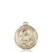 St. Camillus Necklace Solid Gold