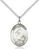 St. Charles Necklace Sterling Silver