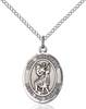 San Cristobal Necklace Sterling Silver