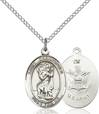 St. Christopher / Army Pendant