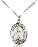 St. Dorothy Necklace Sterling Silver