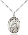 St. Daniel Patron Saint Necklace