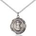 San Francis Necklace Sterling Silver