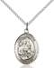 St. Gerard Necklace Sterling Silver