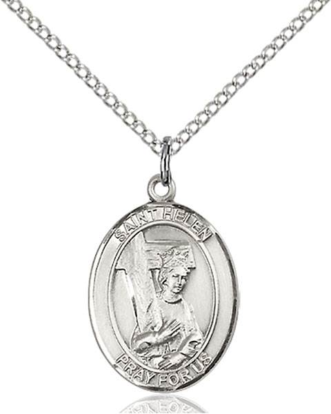 St. Helen Necklace Sterling Silver