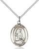 St. Emily Necklace Sterling Silver