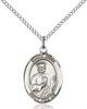 St. Jude Thaddeus Pendant St. Jude Thaddeus ,Desperate Situations,Patron Saints,Patron Saints - J, sterling silver medals, gold filled medals, patron, saints, saint medal, saint pendant, saint necklace, 8060,7060,9060,7060SS,8060SS,9060SS,7060GF,8060GF,9060GF,