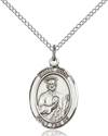 St. Jude Thaddeus Patron Saint Necklace