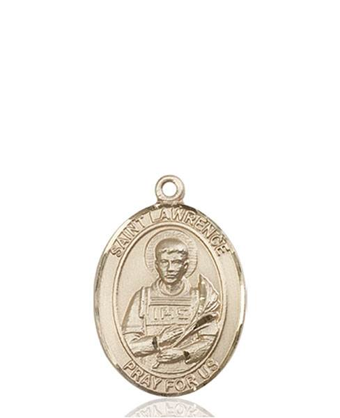 St. Lawrence Necklace Solid Gold