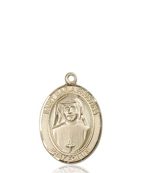 St. Maria Necklace Solid Gold