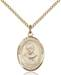 St. Maximilian Necklace Sterling Silver