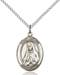 St. Martha Necklace Sterling Silver