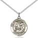 San Miguel Necklace Sterling Silver