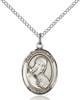 St. Philomena Necklace Sterling Silver