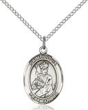 St. Louis Necklace Sterling Silver