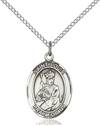 St. Louis Patron Saint Necklace