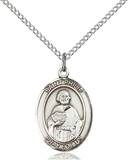 St. Philip Necklace Sterling Silver