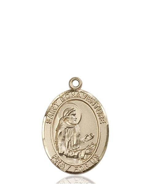 St. Bonaventure Necklace Solid Gold