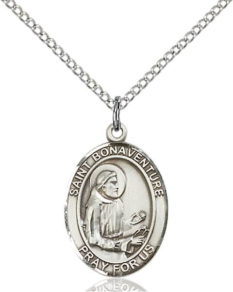 St. Bonaventure Necklace Sterling Silver
