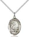 St. Bonaventure Patron Saint Necklace