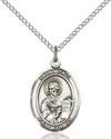 St. Paul The Apostle Patron Saint Necklace